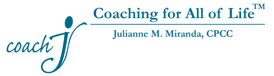 Julianne M. Miranda - coaching for ALL of life